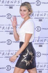 Ashley Roberts - Comedy Central