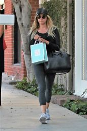 Ashley Tisdale - Shops at Kate in West Hollywood 8/10/2016