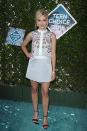 Audrey Whitby – Teen Choice Awards 2016 in Inglewood, CA