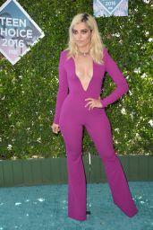 Bebe Rexha – Teen Choice Awards 2016 in Inglewood, CA