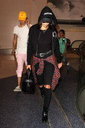 Bella Hadid at LAX Airport 8/17/2016