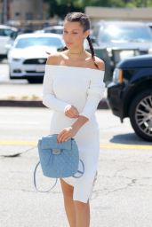 Bella Hadid Summer Street Style - Los Angeles, CA 08/03/2018