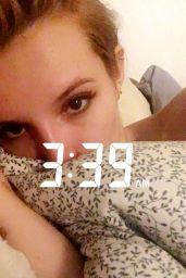 Bella Thorne Social Media, August 2016 Part I