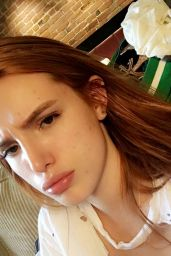 Bella Thorne Social Media, August 2016 Part I