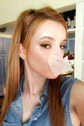 Bella Thorne Social Media Pics 8/5/2016