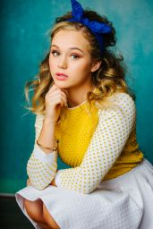 Brec Bassinger - LVLten Magazine July-August 2015 Issue