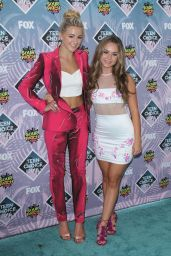 Brec Bassinger – Teen Choice Awards 2016 in Inglewood, CA
