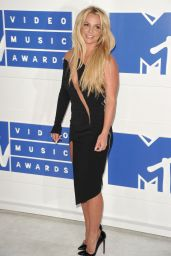 Britney Spears - MTV Video Music Awards 2016 in New York City 8/28/2016