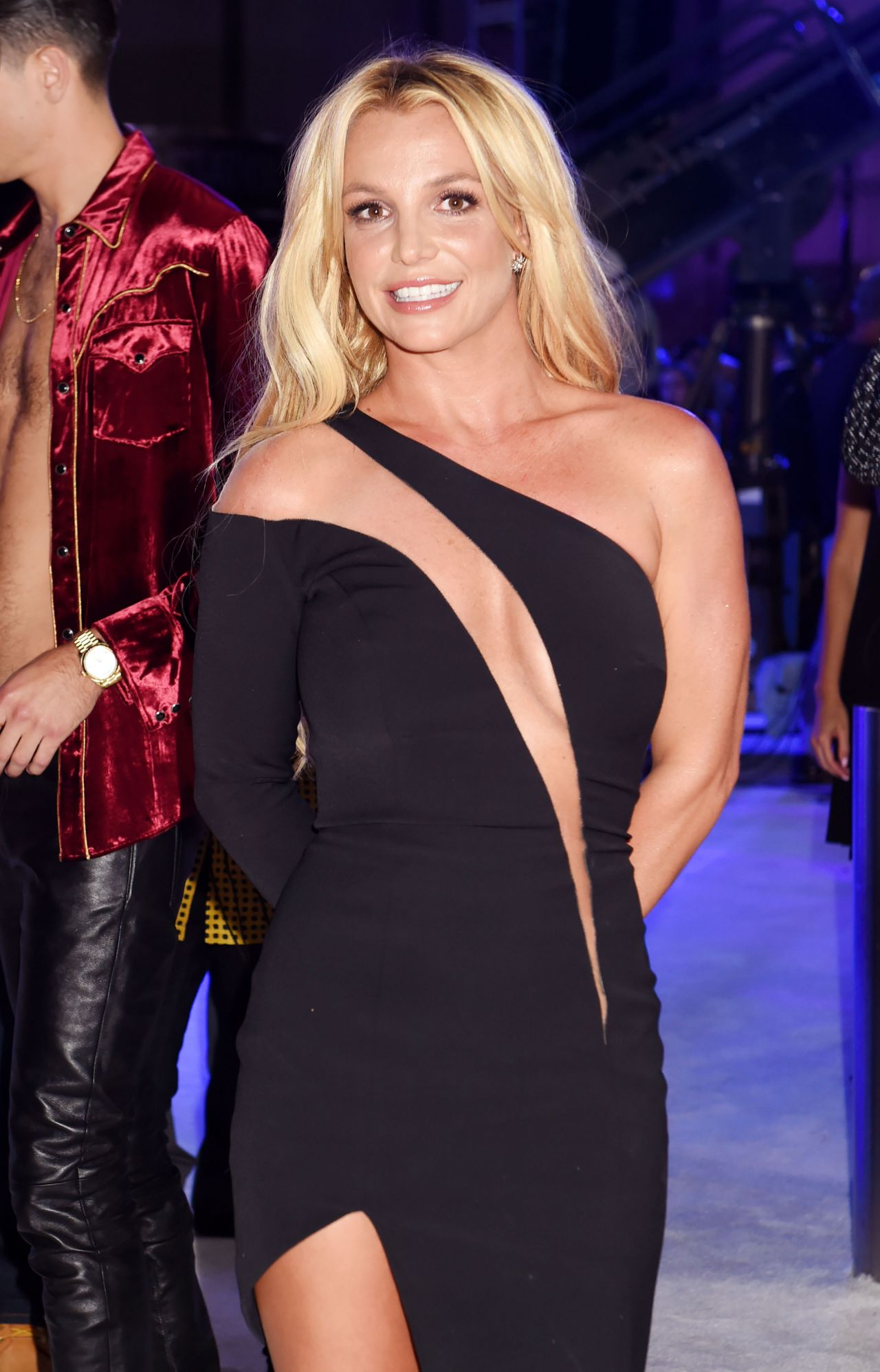 Britney Spears - MTV Video Music Awards 2016 in New York ...