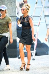 Britney Spears - Out in NYC 8/29/2016