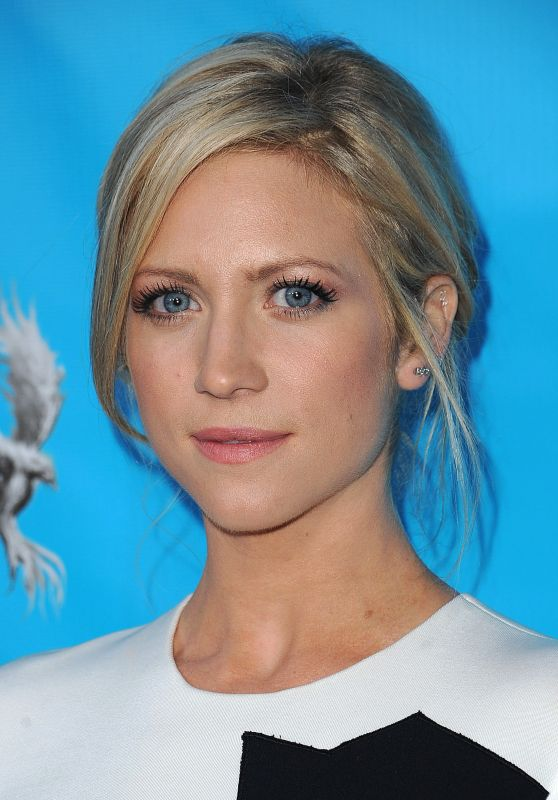 Brittany Snow - Dinner Honoring United Nations Secretary General Ban Ki-Moon in Los Angeles 8/10/2016