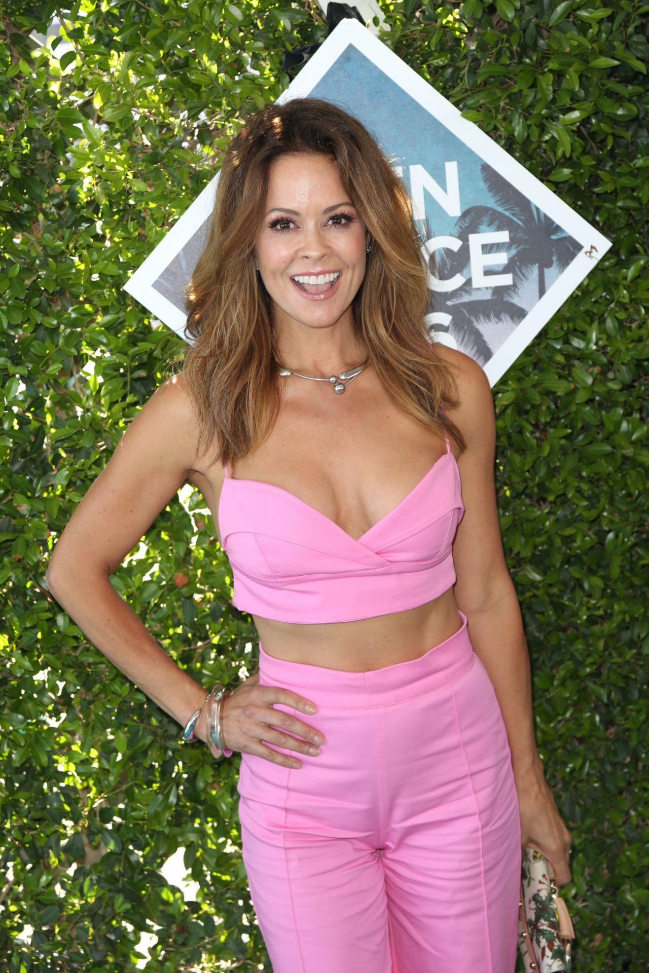 Brooke Burke Teen Choice Awards 2016 In Inglewood Ca