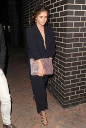 Brooke Vincent - Arriving at Colson Smith