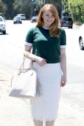Bryce Dallas Howard – InStyle Jennifer Klein's 2017 Annual Day of Indulgence Party in LA 8/14/2016