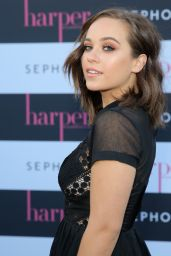 Cailee Rae – Harper by Harper's BAZAAR September Issue Party in Los Angeles 08/25/2016