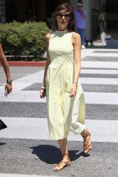 Camilla Belle - Shopping in LA, August 2016