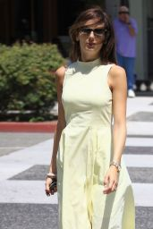 Camilla Belle - Shopping in LA, August 2016