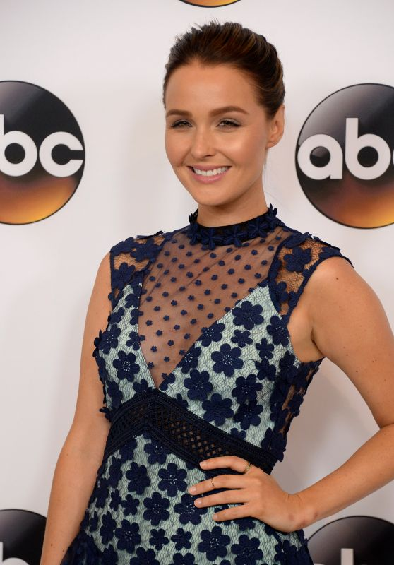 Camilla Luddington – Disney ABC Television Group TCA Summer Press Tour in LA 8/4/2016