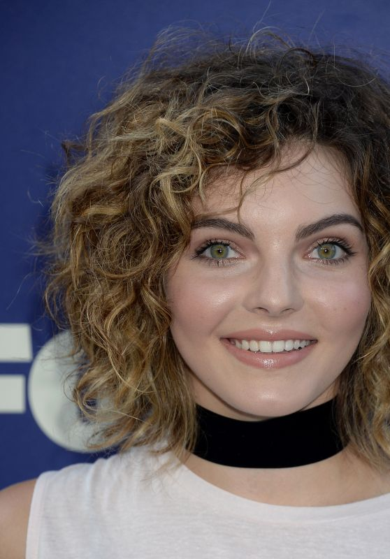 Camren Bicondova – Fox 2016 Summer TCA All-Star Party in West Hollywood 8/8/2016