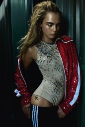 Cara Delevingne - Photoshoot for Vogue September 2016