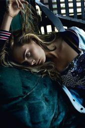 Cara Delevingne - Photoshoot for Vogue September 2016
