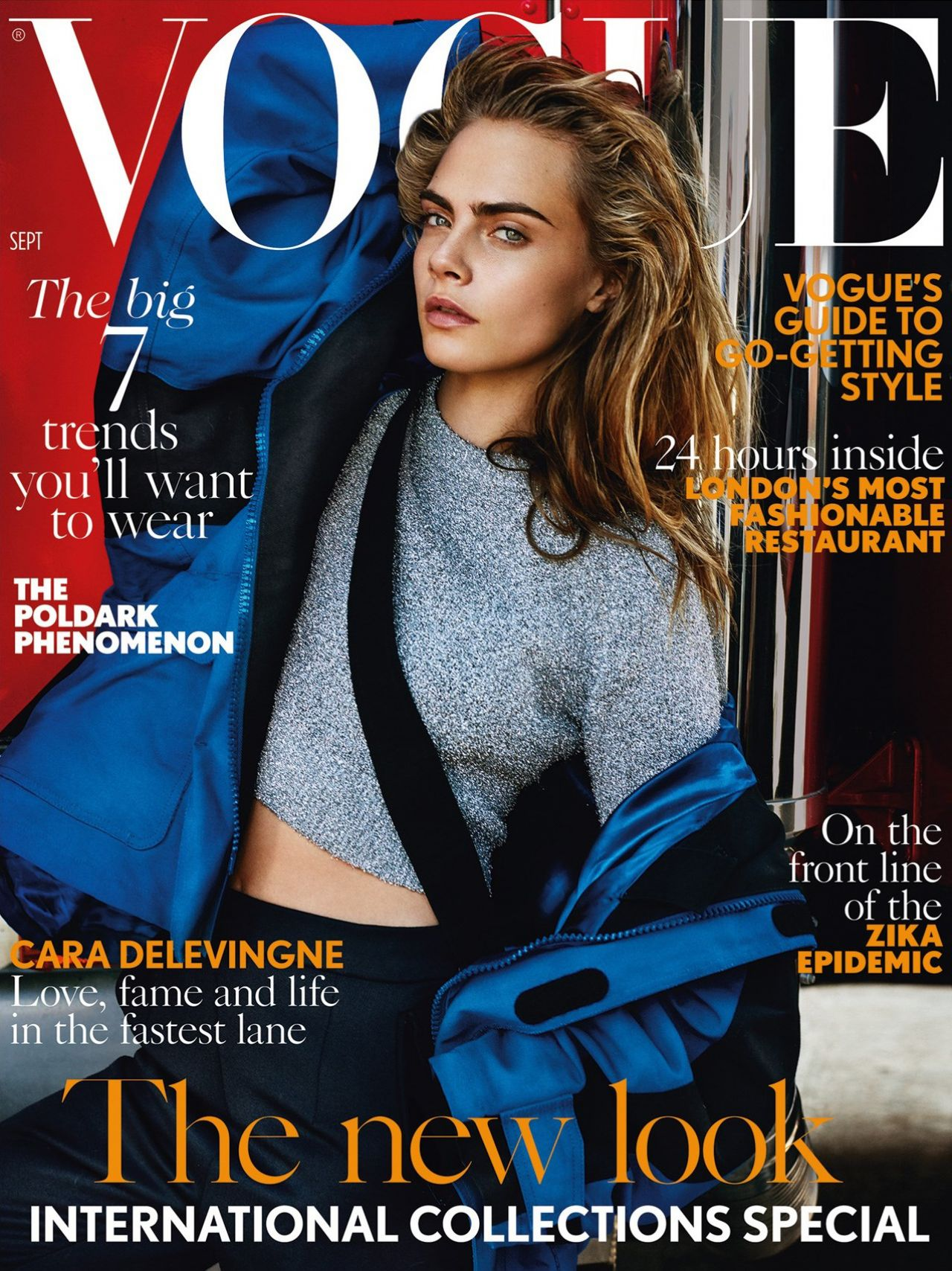 Must Read: Kate Moss Lands 37th Vogue UK Cover, Ohne