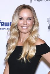 Caroline Wozniacki - Taste Of Tennis Event in New York City, August 2016