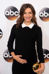 Caterina Scorsone – Disney ABC Television Group Hosts TCA Summer Press Tour 8/4/2016