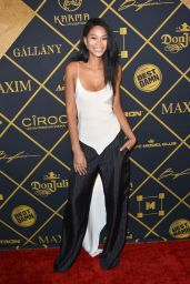 Chanel Iman – 2016 Maxim Hot 100 Party in Los Angeles