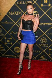 Chanel West Coast – 2016 Maxim Hot 100 Party in Los Angeles