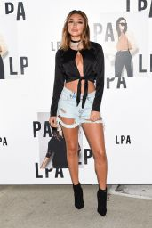 Chantel Jeffries – LPA Launch Party in Los Angeles 8/11/2016