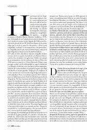 Charlize Theron - Elle Magazine Spain September 2016 Issue