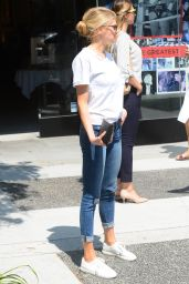 Charlotte McKinney - Out in Beverly Hills 8/23/2016