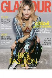 Chloë Grace Moretz - Glamour Magazine UK, September 2016 issue