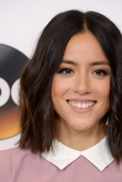 Chloe Bennet - Disney ABC Television Group TCA Summer Press Tour in LA 8/4/2016