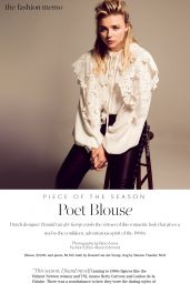 Chloe Grace Moretz - Porter Magazine, Fall 2016
