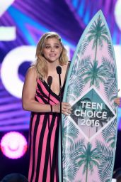 Chloe Grace Moretz – Teen Choice Awards 2016 in Inglewood, CA
