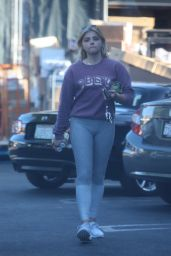 Chloe Moretz in TIghts - Shopping in Los Angeles 8/5/2016