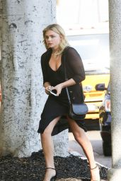 Chloe Moretz is Looking All Stylish - Beverly Hills 8/23/2016