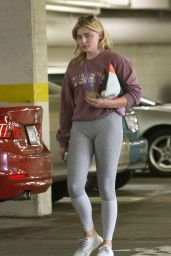 Chloe Moretz - Leaving the Coffee Bean in Studio City 8/5/2016