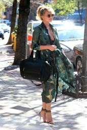 Chrissy Teigen is Looking All Stylish - NYC 8/29/2016