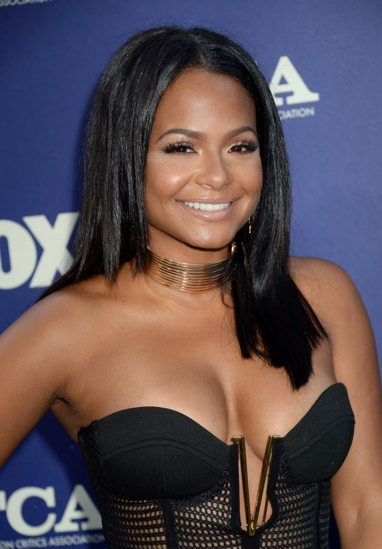 Christina Milian – Fox 2016 Summer TCA All-Star Party in West Hollywood 8/8/2016