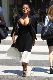 Christina Milian is Looking All Stylish - Beverly Hills 8/24/2016