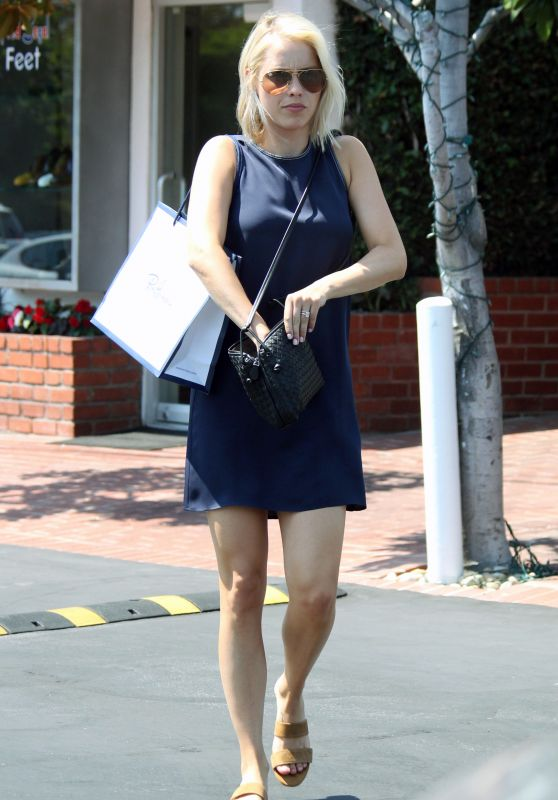 Claire Holt Shows Off Her Legs - Shopping in West Hollywood 8/23/2016