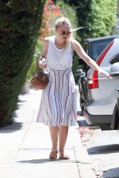 Dakota Fanning - Out in Los Angeles 8/5/2016