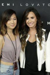 Demi Lovato - Meet & Greet in Vancouver 8/24/2016