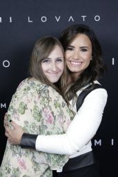 Demi Lovato - Meet & Greet in Vancouver 8/24/2016