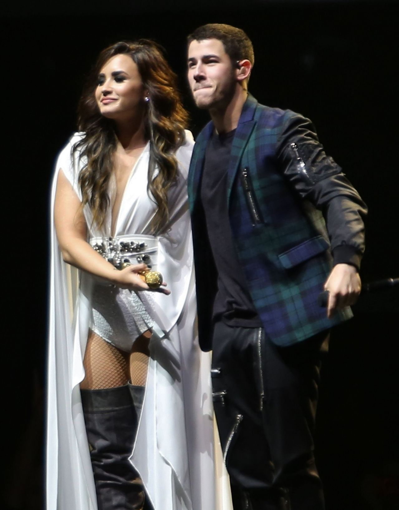 Demi Lovato Performs At Honda Civic Tour Future Now Rogers Arena