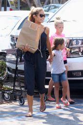 Denise Richards - Shopping in Malibu 8/23/2016