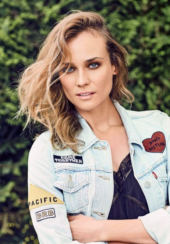 Diane Kruger - Grazia MAgazine France August 2016 Photos